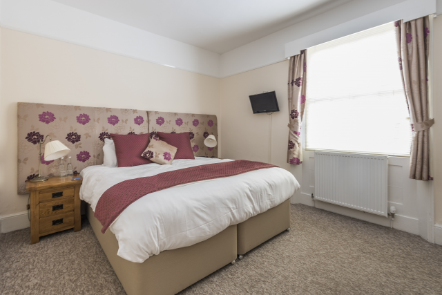 Family Suite with Double Bedroom and separate lounge with beds for children. (2adults&2children 12 Or Under)