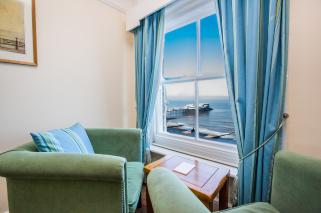 Superior Ensuite Double Room with Seaview.